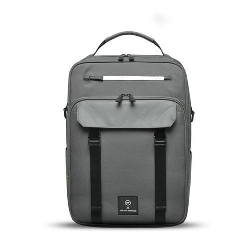 NEW-ROPE BACKPACK (GRAY)