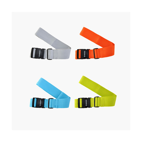 LUGGAGE STRAP 4COLORS