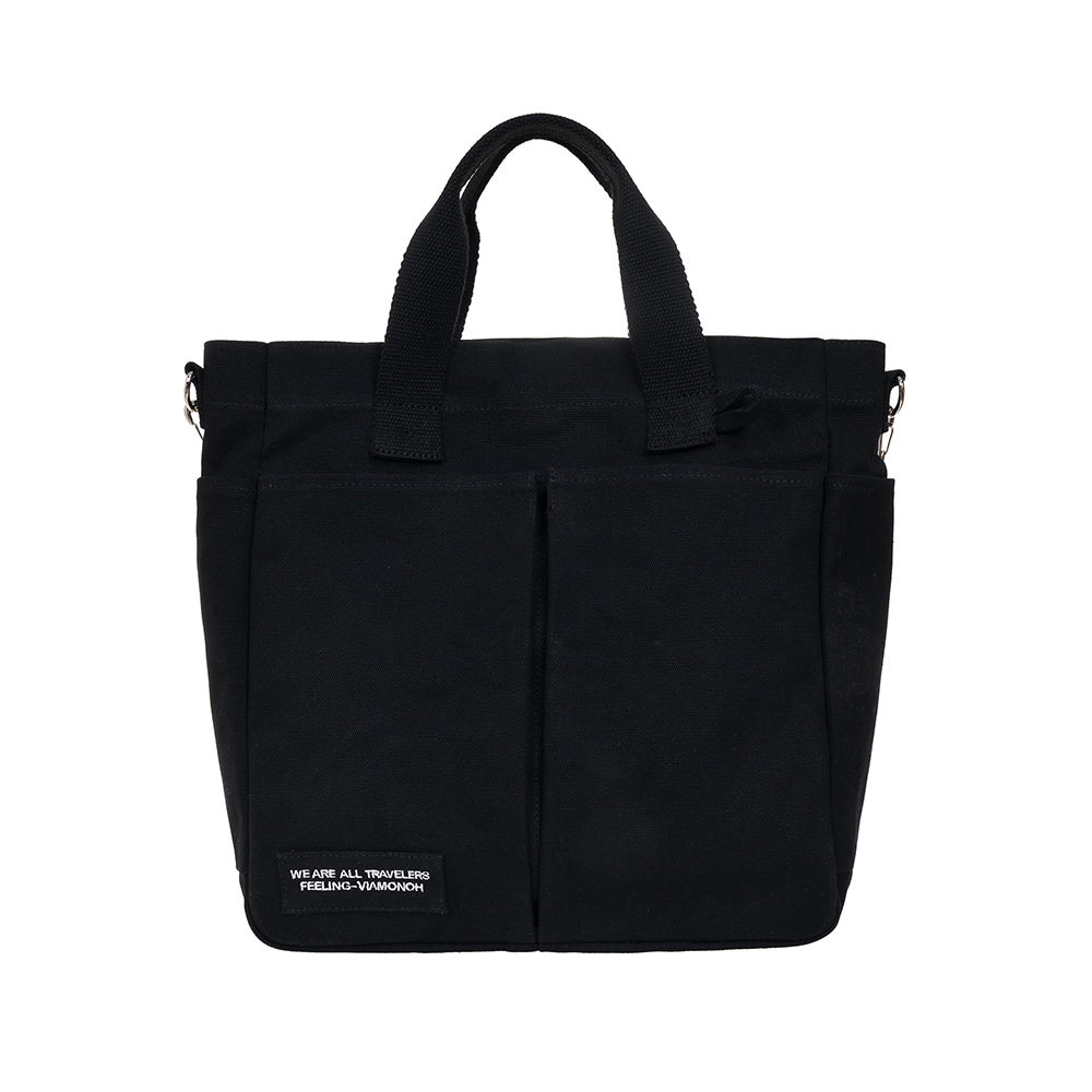 DAILY TUMBLER BAG (BLACK)