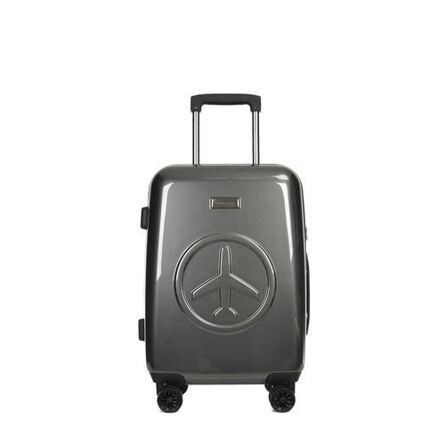 [사은품증정]FLY 20in TRAVELBAG (SILVER)