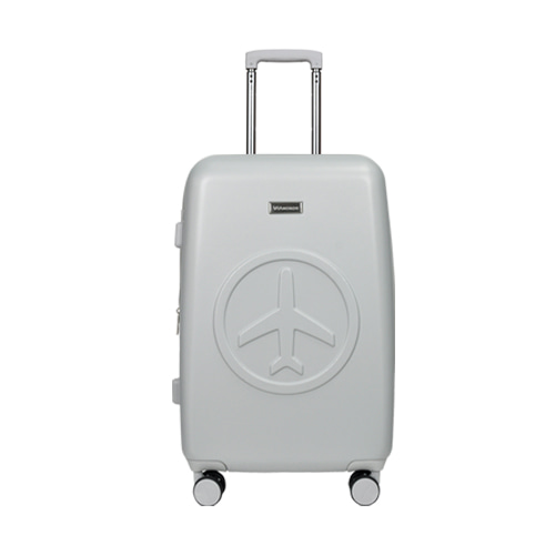[사은품증정]EMBO FLY 24in TRAVELBAG (SLIVER)