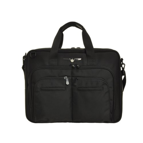 CABIN BRIEFCASE (BLACK)