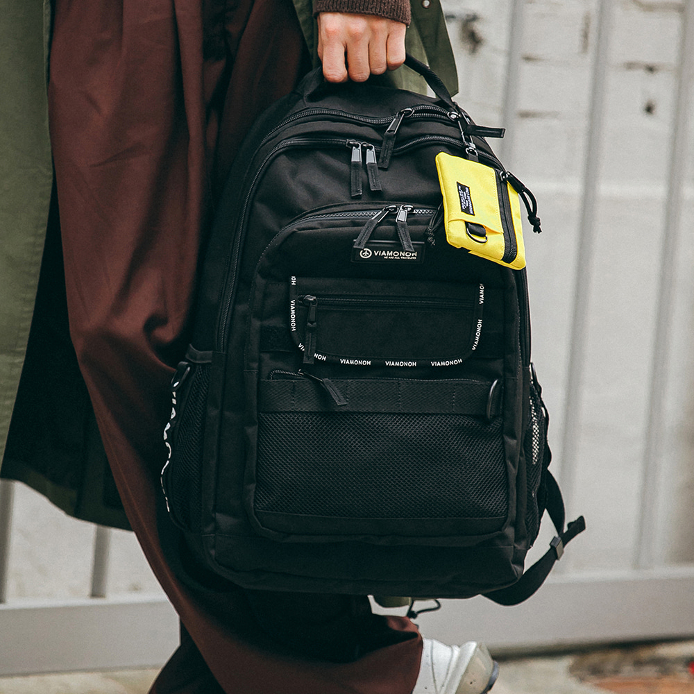 THOMAS BACKPACK (BLACK)