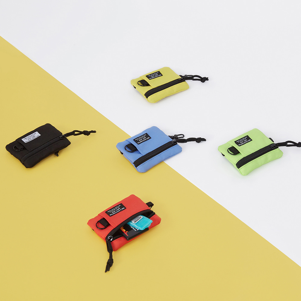 MINI POCKET POUCH 5COLOR