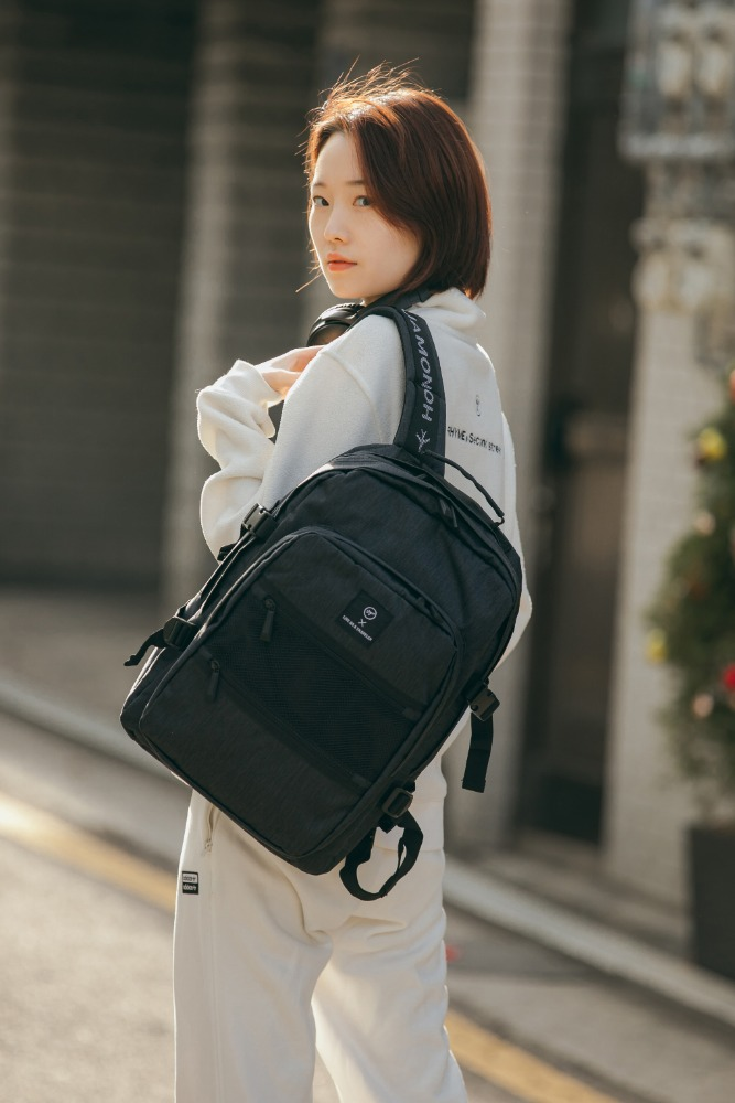 NEW ROPE ONE POCKET BACKPACK
