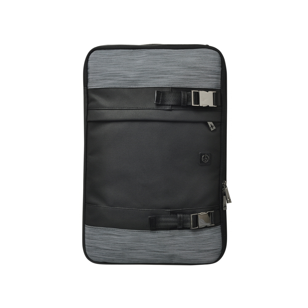 STONE THREE-WAY BACKPACK (BLACK)