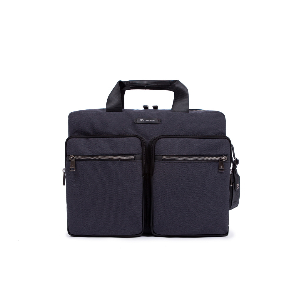 NOVEL BRIEFCASE (BLACK)