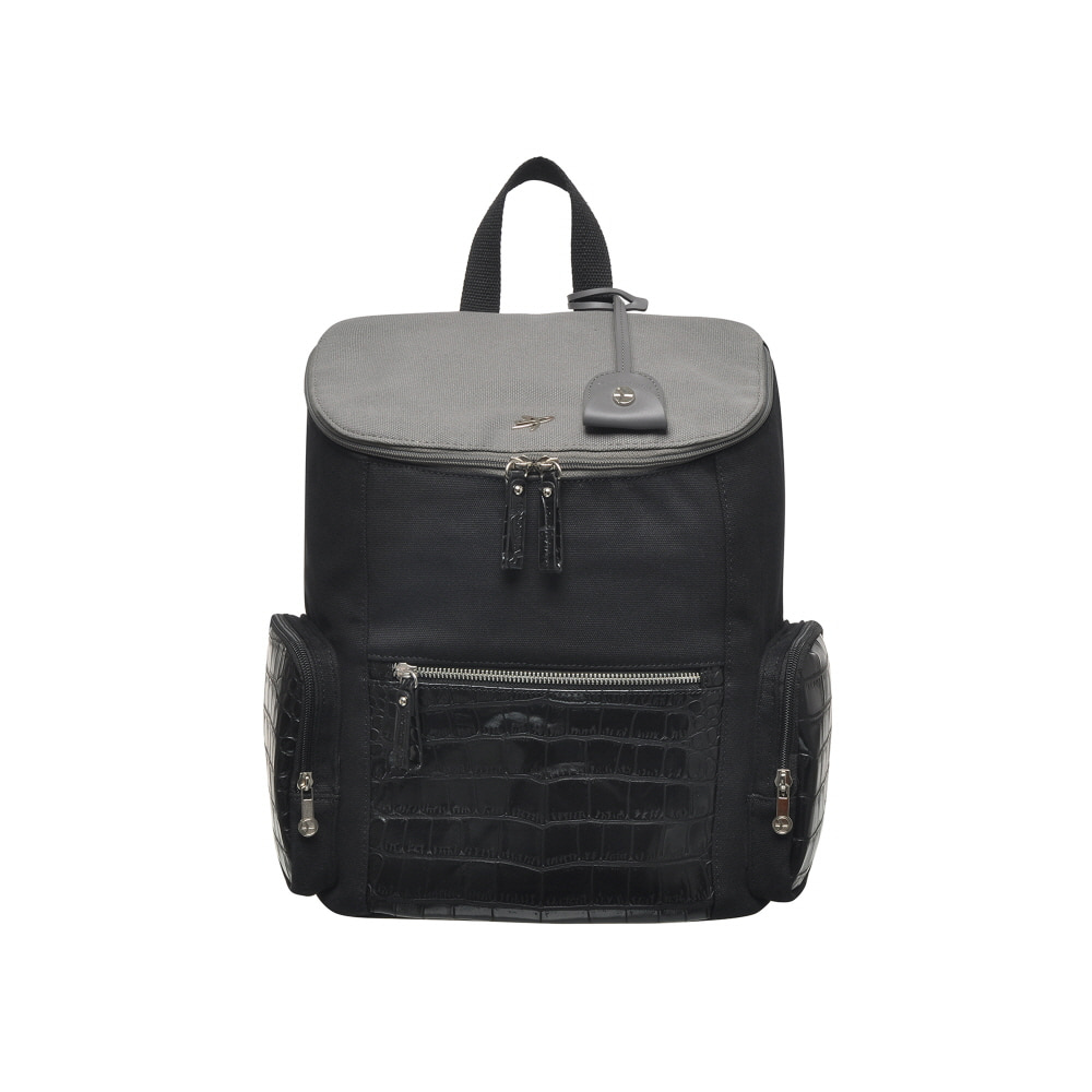 PATINA BACKPACK (BLACK)