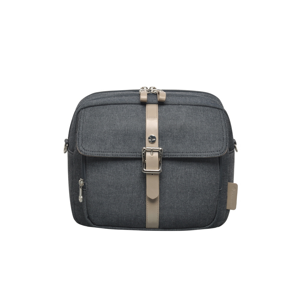 NEW-MILD SHOULDER BAG (INDIGO)