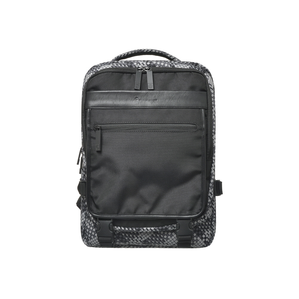 KIND SQUARE BACKPACK (GRAY)
