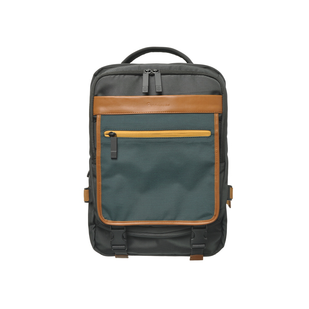KIND SQUARE BACKPACK (GREEN)