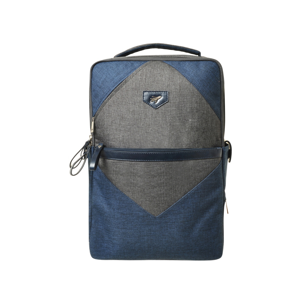 STONE BASIC MENS BACKPACK (NAVY)