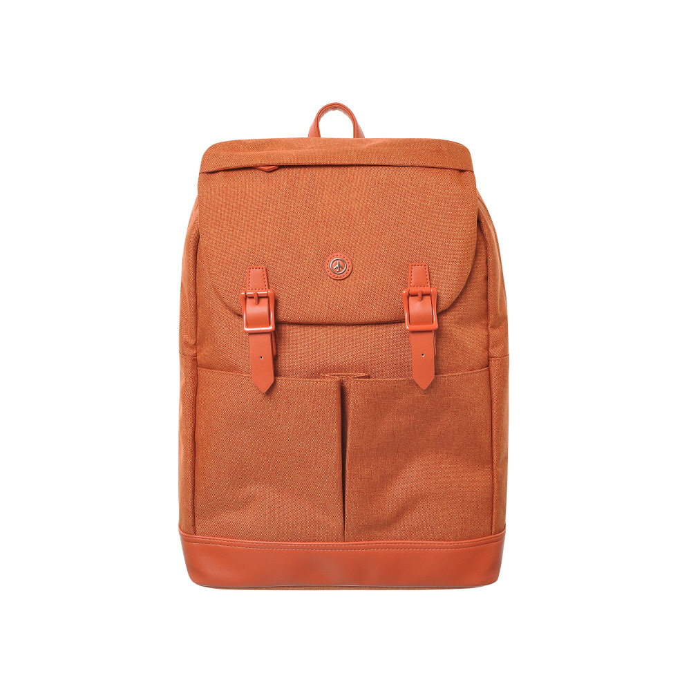 STONE POP BACKPACK (ORANGE)