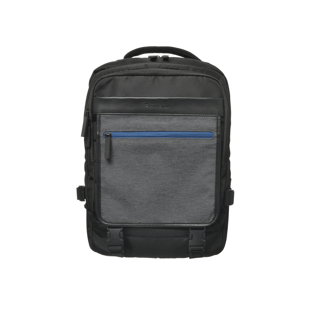 KIND SQUARE BACKPACK (BLACK)