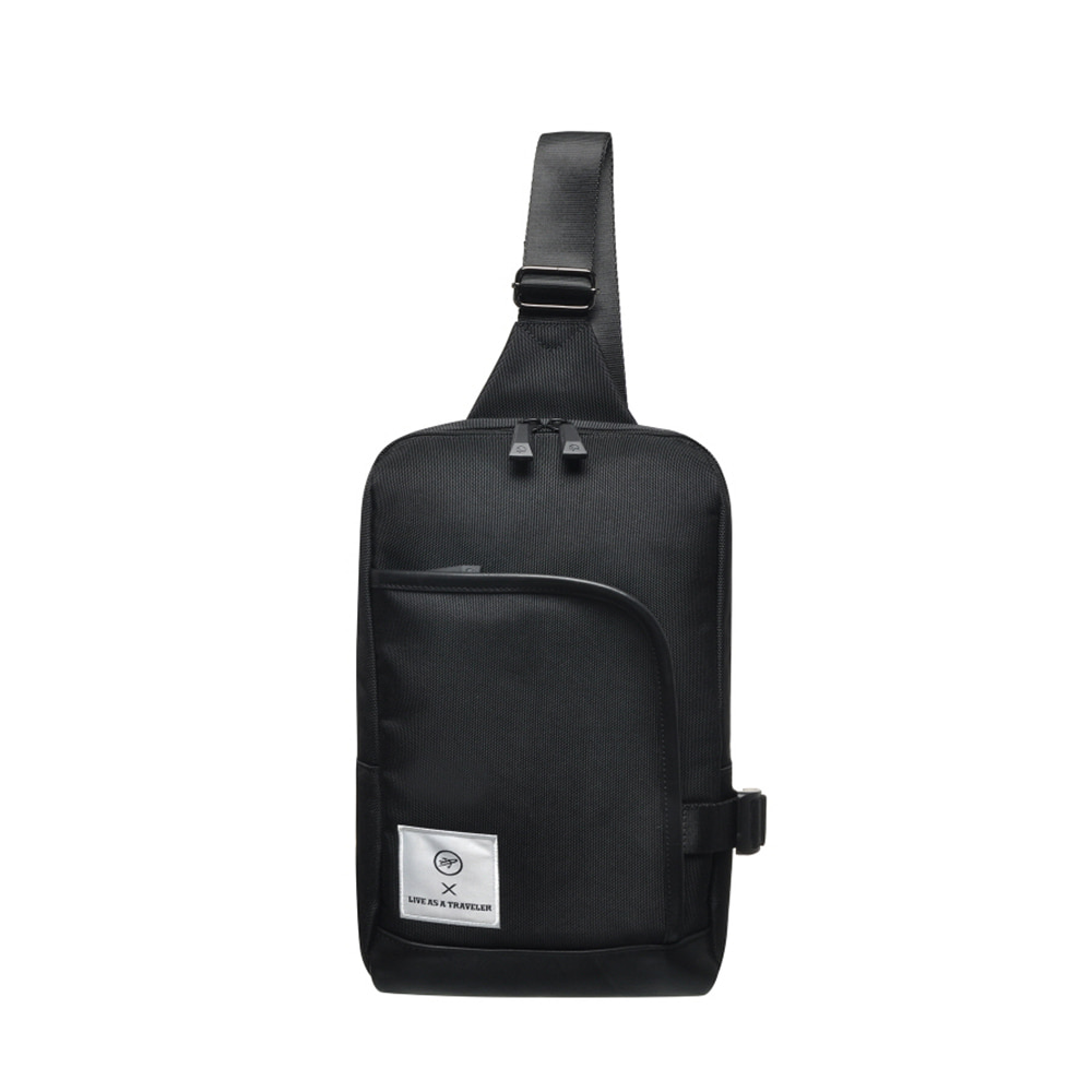 LETO SLING BAG (BLACK)