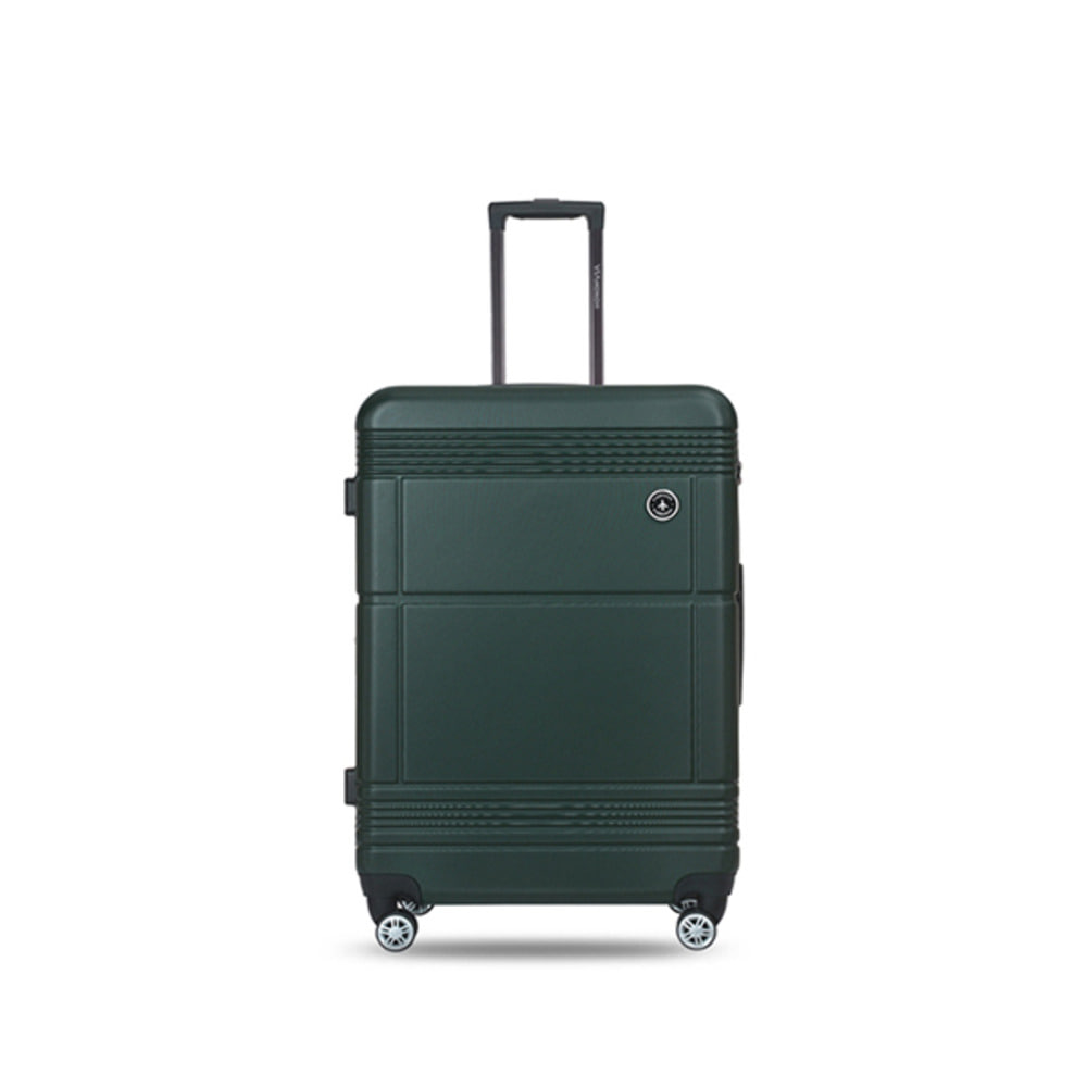ROOPY 24in TRAVELBAG (DARK GREEN)