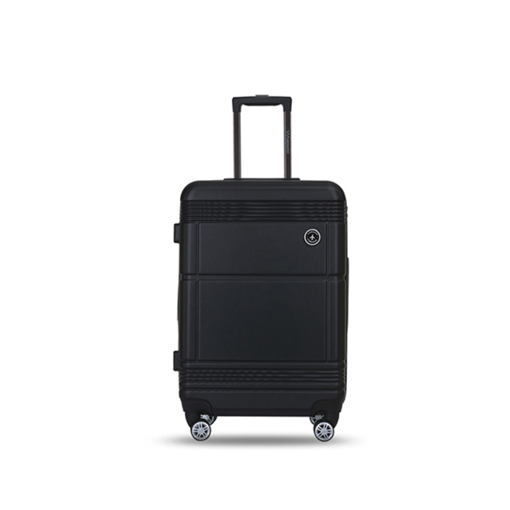ROOPY 20in TRAVELBAG (BLACK)