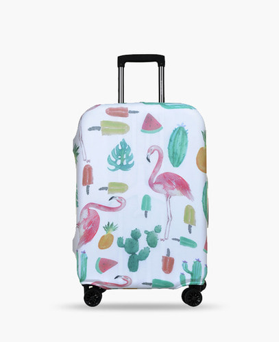 LUGGAGE COVER M 24inch (VAGS8003)