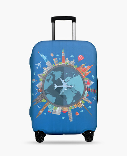 LUGGAGE COVER L 28inch (VAGS8004)