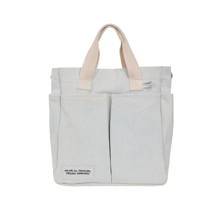 DAILY TUMBLER BAG (DENIM)
