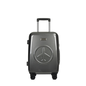 FLY 20in TRAVELBAG (SILVER)