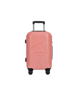 DIA 20in TRAVELBAG (PINK)