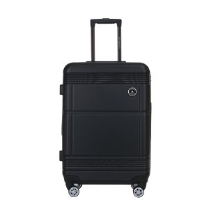 ROOPY 28in TRAVELBAG (BLACK)