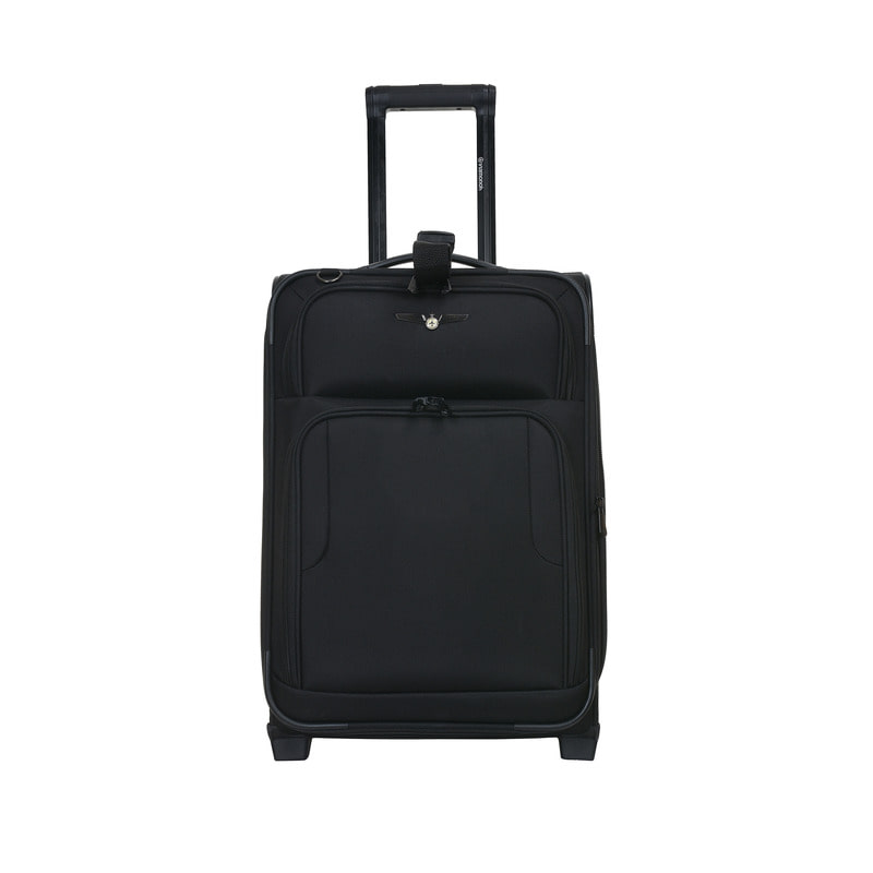 [사은품증정]CABIN 20in TRAVELBAG (BLACK)