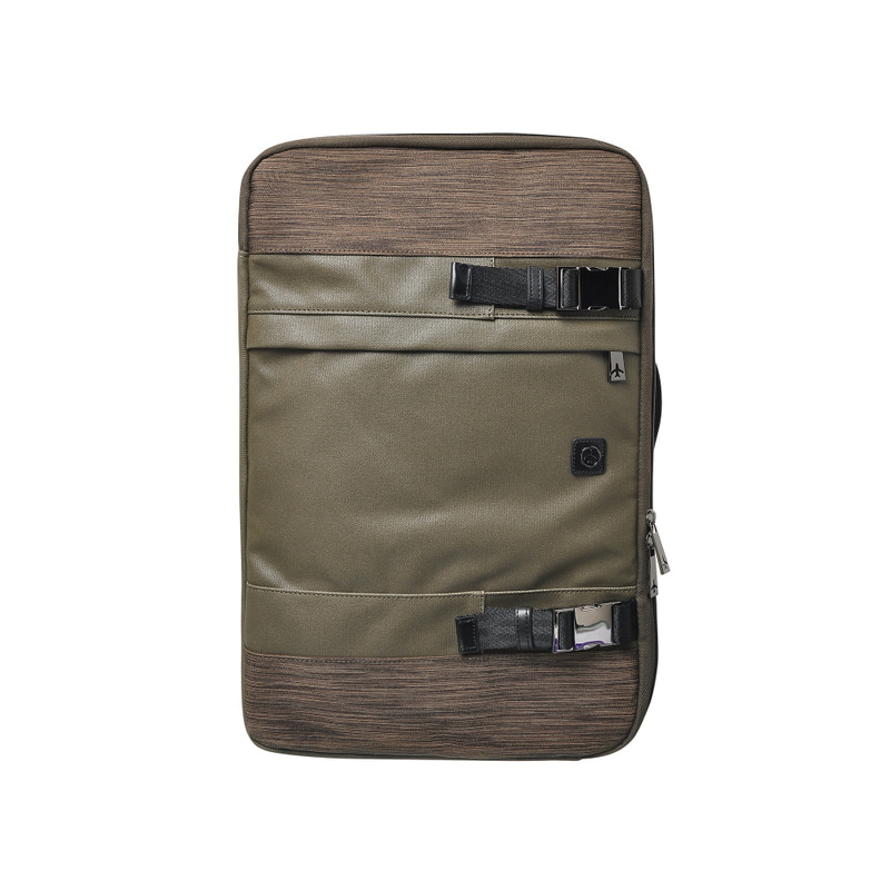 STONE THREE-WAY BACKPACK (KHAKI)