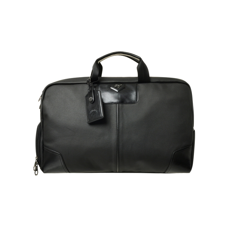 BUSINESS BOSTON BAG (BLACK)