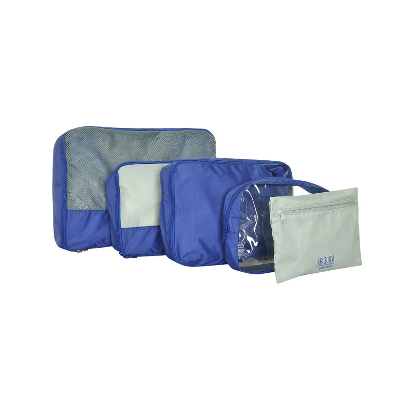 TRAVEL LINE PACKAGE 5SET (BLUE)