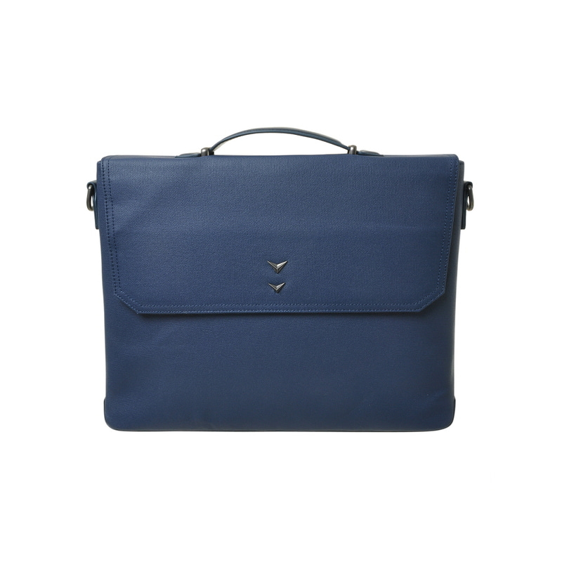 BUSINESS TOTE & SHOULDER BAG_L (NAVY)