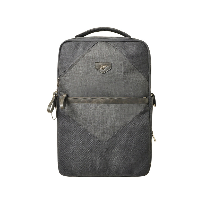 STONE BASIC MENS BACKPACK (GRAY)