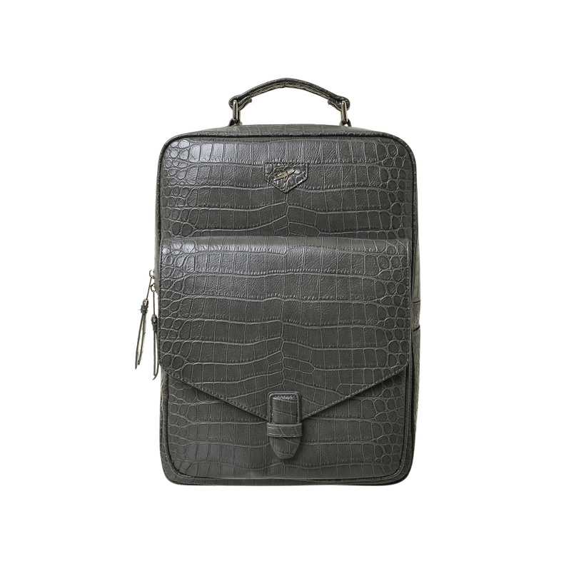 MODS STELLA SQUARE BACKPACK (GRAY)
