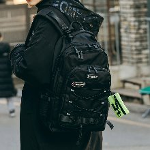 SKIPPY BACKPACK (BLACK)